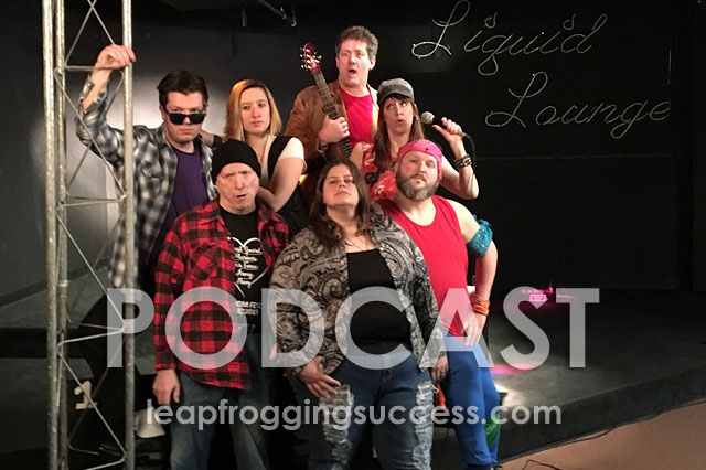 Comedy and Improv with a Big Heart: My Interview with the Masterminds Behind Heart of La Crosse Comedy Troupe